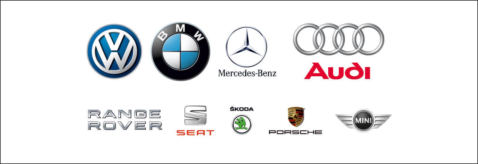 Servis verdiğimiz Otomobil Markaları